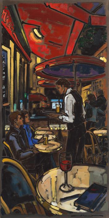 Oeuvre d'art de Paris