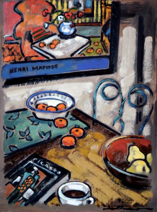 Artiste peintre Québec