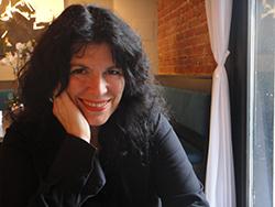 Portrait de Jeannette Perreault
