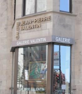 L'artiste peintre Jeannette Perreault du Québec est représentée à Montréal par la Galerie Valentin